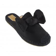 Εσπαντρίγιες Mules Μαύρες