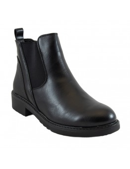 Ankle Boots Μαύρα