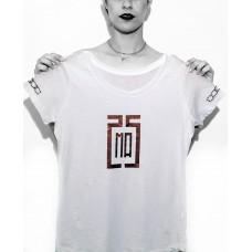 T-Shirt 2MAS Λευκό