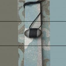 Black Meaningful Stone