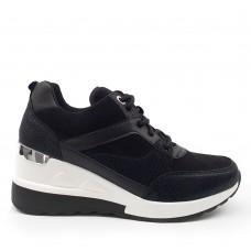 Γυναικείο Αθλητικό Παπούτσι Casual Μαύρο