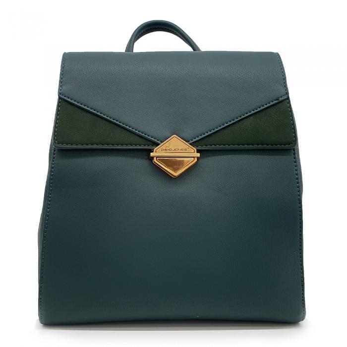 Backpack David Jones Πράσινο   Backpack