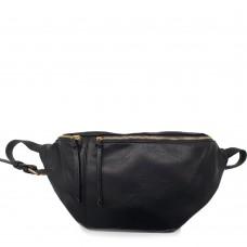 Τσάντα Μέσης XXL Μαύρο