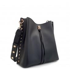 Classy Τσάντα Χειρός Μαύρη