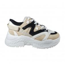 Sneakers Μπεζ