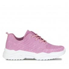 Sock Sneaker Μαύρα με Ροζ