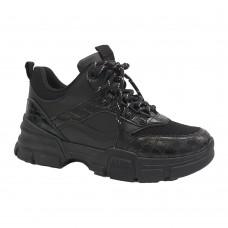 Αθλητικό Sneaker  Μαύρο