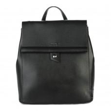 Τσάντα Πλάτης Μαύρη Basic