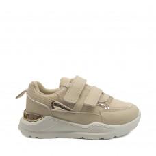 Παιδικά Κοριτσίστικα Αθλητικά Παπούτσια Μπεζ