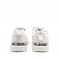 Παιδικά Κοριτσίστικα Αθλητικά Παπούτσια Λευκά