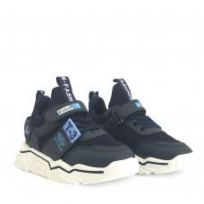 Παιδικά Αγορίστικα Αθλητικά Παπούτσια Μπλε