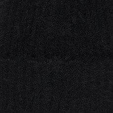 Σκουφάκι Πλεκτό Μαλακής Ύφανσης Μαύρο